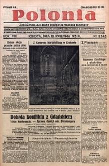 Polonia, 1931, R. 8, nr2345