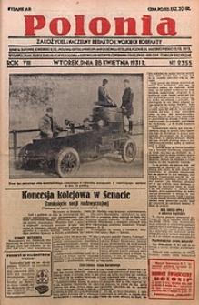Polonia, 1931, R. 8, nr2355