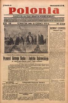 Polonia, 1931, R. 8, nr2405