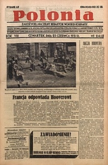 Polonia, 1931, R. 8, nr2412