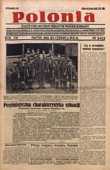 Polonia, 1931, R. 8, nr2413