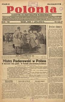 Polonia, 1931, R. 8, nr2417