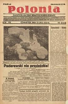 Polonia, 1931, R. 8, nr2418