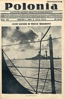 Polonia, 1931, R. 8, nr2421