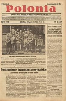 Polonia, 1931, R. 8, nr2424