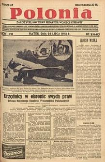 Polonia, 1931, R. 8, nr2440