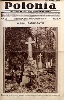 Polonia, 1931, R. 8, nr2539