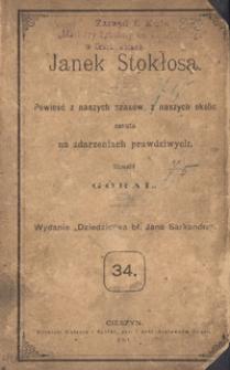 Janek Stokłosa