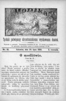 Monika, 1886, R. 1, nr 31