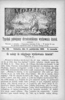 Monika, 1886, R. 1, nr 42
