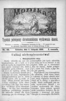 Monika, 1886, R. 1, nr 46