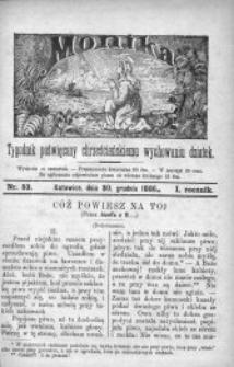 Monika, 1886, R. 1, nr 53