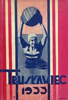 Truskawiec-Zdrój. Ilustrowany przewodnik po zdrojowisku i okolicy z mapami oraz wykresem