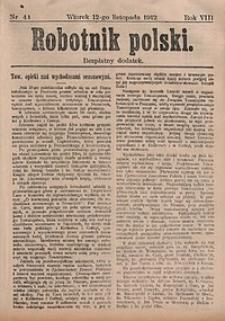 Robotnik Polski, 1912, nr44