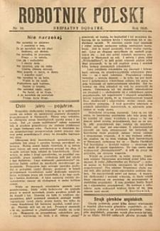 Robotnik Polski, 1926, nr10