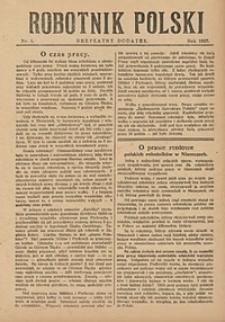 Robotnik Polski, 1927, nr5