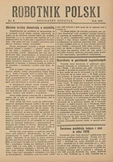 Robotnik Polski, 1927, nr6