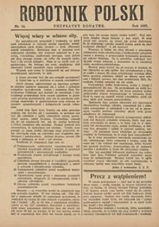 Robotnik Polski, 1927, nr14