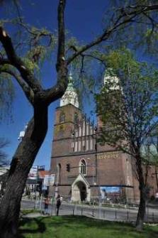 Głubczyce. Kościół parafialny pw. Narodzenia Najświętszej Maryi Panny, 2006-2012 r.