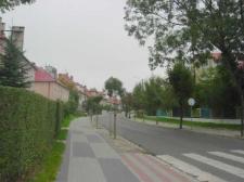 Głubczyce. Ulica Powstańców, 2007 r.