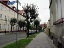 Głubczyce. Ulica Chrobrego, 2007 r.