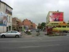 Głubczyce. Plac 1 Maja, 2007 r.