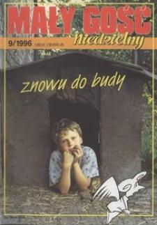 Mały Gość Niedzielny, 1996, R. 42, nr 9