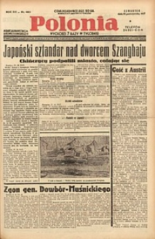 Polonia, 1937, R. 14, nr4683