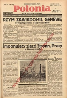 Polonia, 1937, R. 14, nr4728