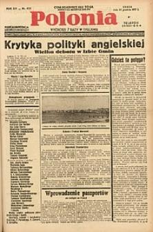 Polonia, 1937, R. 14, nr4737