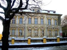 Głubczyce. Budynek Urzędu Stanu Cywilnego przy ulicy Niepodległości, 2010 r.