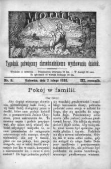 Monika, 1888, R. 3, nr 5