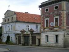 Głubczyce. Skrzyżowanie ulic Placu Zgody i Przyrowie, 2010 r.