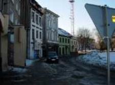 Głubczyce. Ulica Wodna, 2006 r.