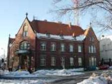 Głubczyce. Budynek Urzędu Pocztowego, 2006 r.