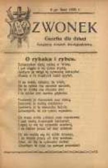 Dzwonek, 8 lipca 1926