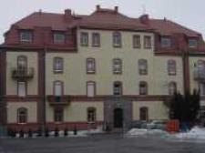 Głubczyce. Budynek przy ulicy Żeromskiego, 2006 r.