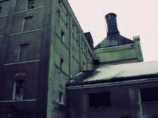 Głubczyce. Budynek byłej Słodowni przy ulicy Niepodległości, 2006 r.