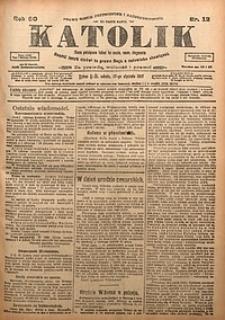 Katolik, 1917, R. 50, nr12