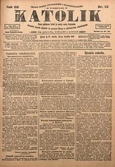 Katolik, 1917, R. 50, nr13