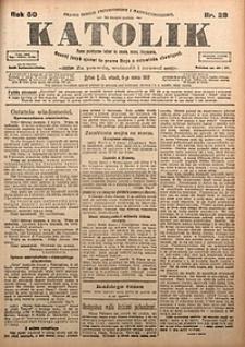 Katolik, 1917, R. 50, nr28