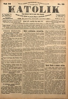 Katolik, 1917, R. 50, nr32