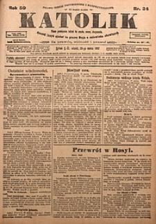 Katolik, 1917, R. 50, nr34