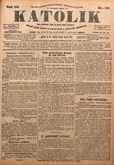 Katolik, 1917, R. 50, nr36