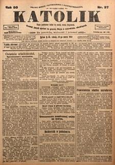 Katolik, 1917, R. 50, nr37