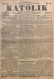 Katolik, 1917, R. 50, nr51