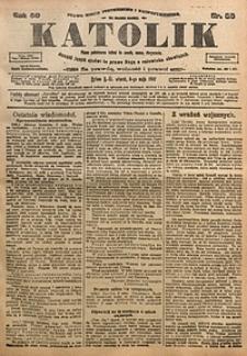 Katolik, 1917, R. 50, nr55