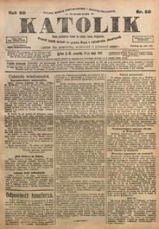 Katolik, 1917, R. 50, nr59