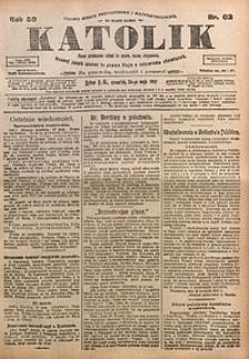 Katolik, 1917, R. 50, nr62