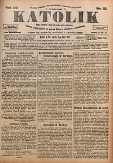 Katolik, 1917, R. 50, nr81